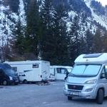 Obytné auto na cestách - Pitzal v rakouských Alpách